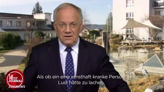 Merci, le président de la Schweiz