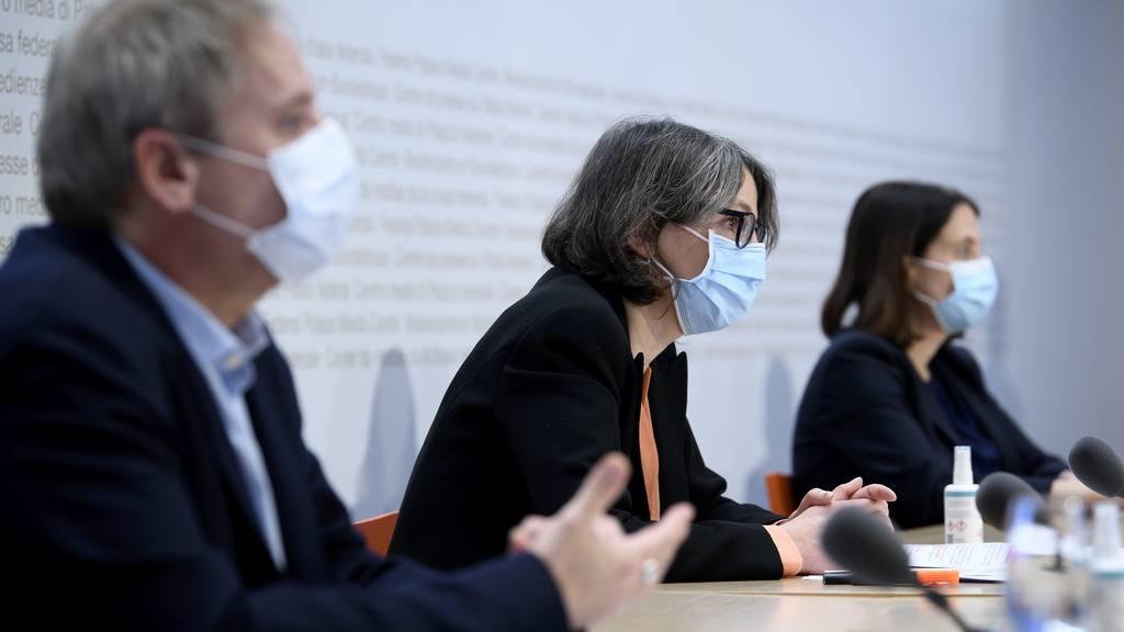 Mutiertes Virus, Einreise und Lockerungen: Info des Bundes