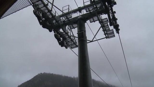 Extreme Stürme in Bern und Solothurn