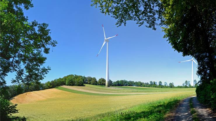 Weitere 37 Millionen Euro von Investoren fliessen in neue Windpark-Projekte. (Symbolbild)