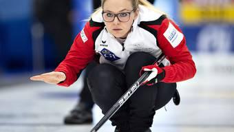 Alina Pätz - ein starker Trumpf für das Schweizer Frauencurling