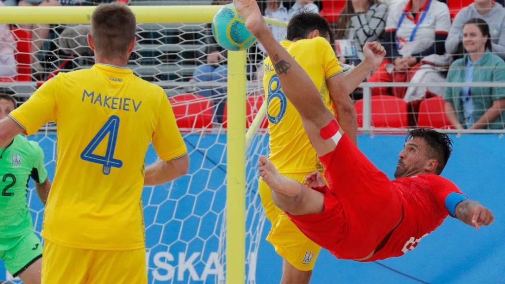 Schweizer verpassen Gruppensieg