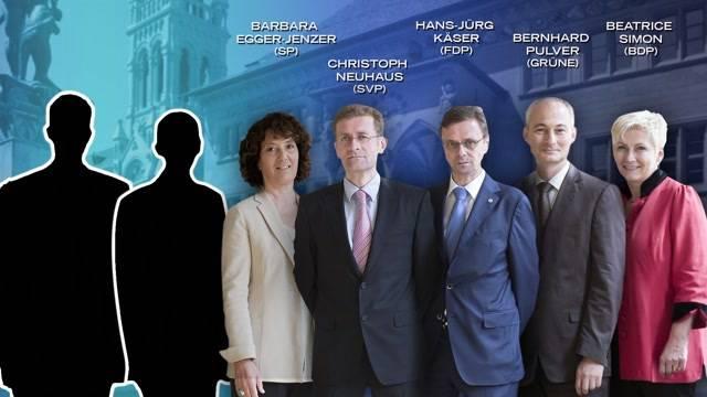 SP gibt Regierungsratskandidaten bekannt