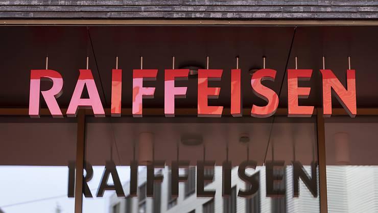 Die Raiffeisenbank in Olten wächst. (Symbolbild)