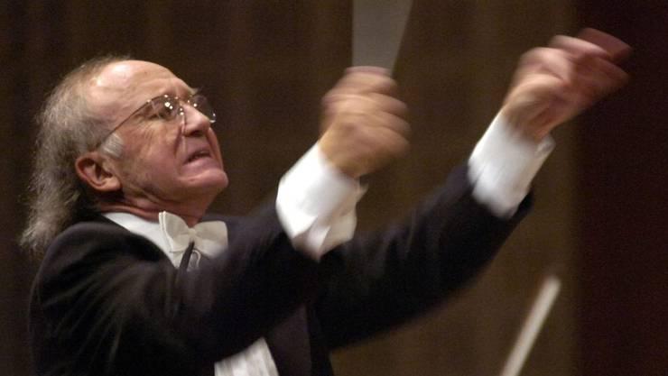 Heinz Holliger mit europäischem Kulturpreis ausgezeichnet.
