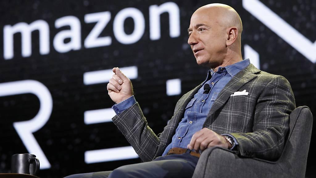 Jeff Bezos tritt als Konzernchef von Amazon zurück