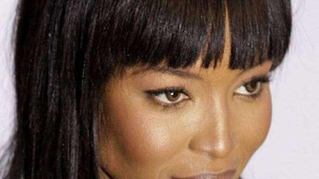 Top-Model Naomi Campbell (Archiv)