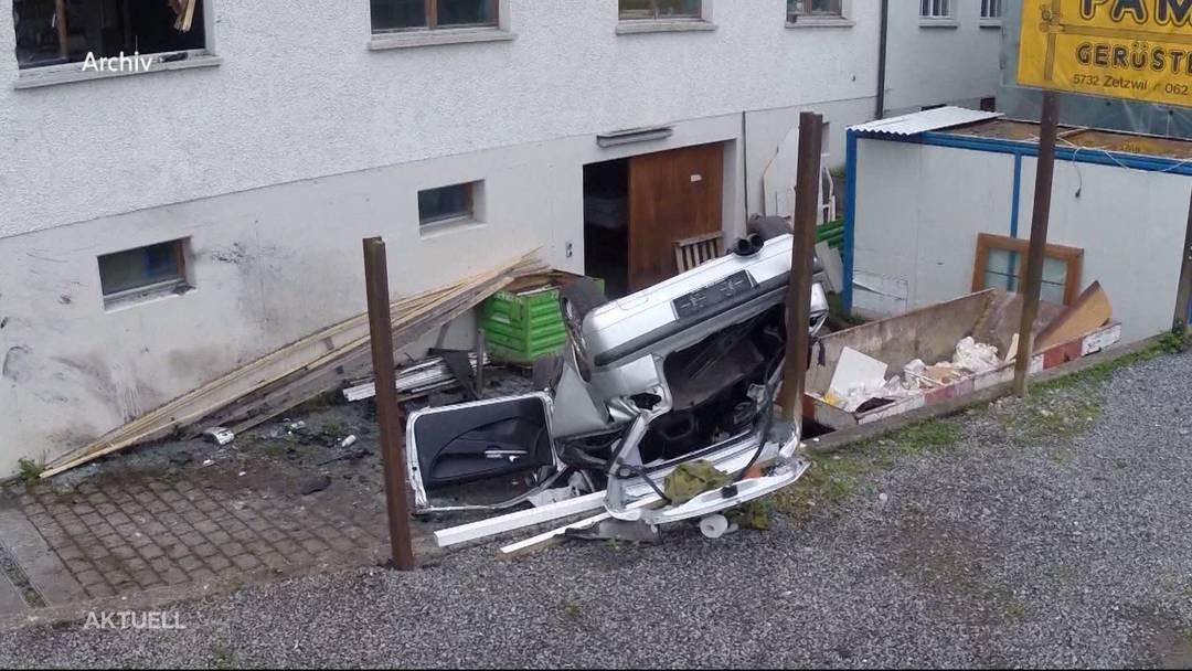 Verursacherin eines tödlichen Unfalls in Gontenschwil wurde verurteilt