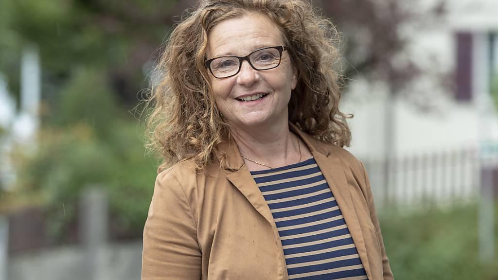 Die Luzerner GLP-Kantonsrätin Michèle Graber gibt ihr Amt als Präsidentin des Gemeindeverbandes LuzernPlus ab. (Archivbild)