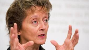 Finanzministerin Widmer-Schlumpf (Archiv)