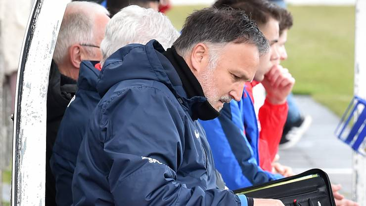 Seit 2016 ist Rolf Leibundgut Assistenztrainer des FCS-Fanionteams.