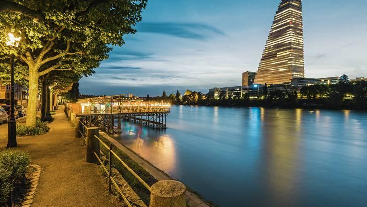 Basel ist für Touristen derzeit attraktiv – auch wegen Kongressen.