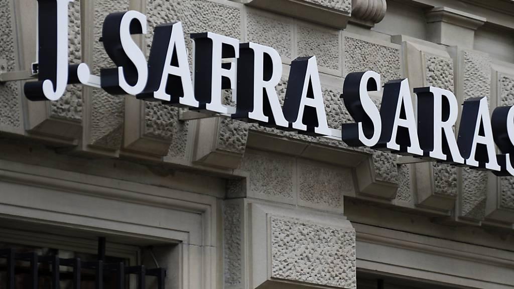 Bank J. Safra Sarasin steigert Reingewinn (Archiv)