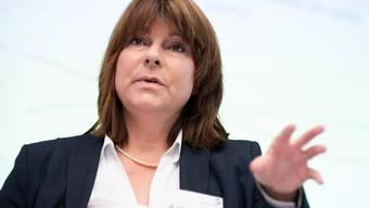 Santésuisse-Direktorin Verena Nold fuhr dem Bundesrat in die Parade.