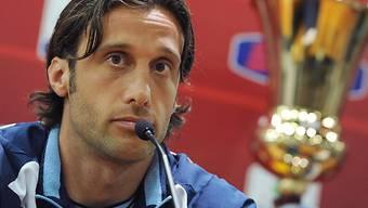 Halbes Jahr gesperrt: Lazios Captain Stefano Mauri.
