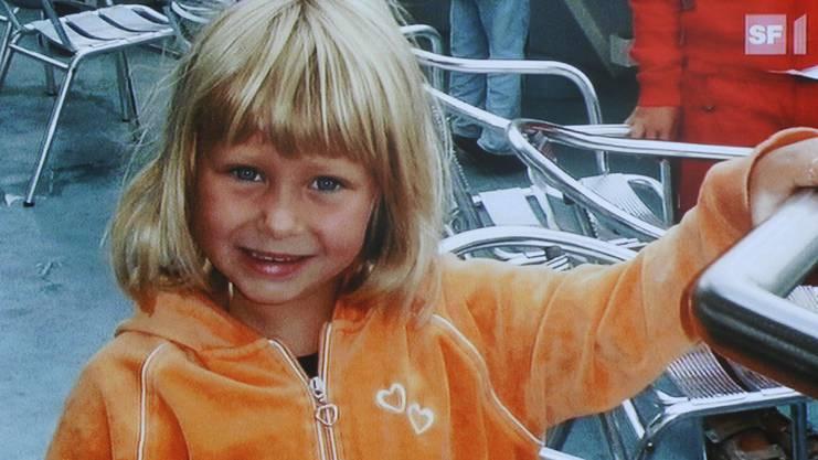 Dieses Bild von Ylenia erschien in einer SRF-Dokumentation über den Fall im September 2007.