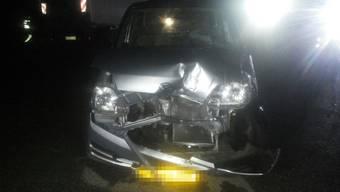 Verkehrsunfall Kaiseraugst (14.09.18)