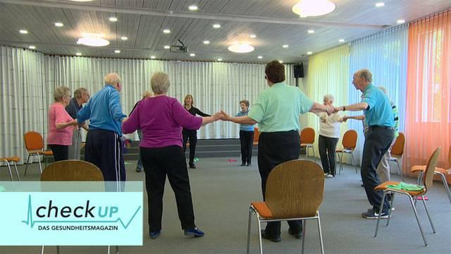 Tanzen im Alter