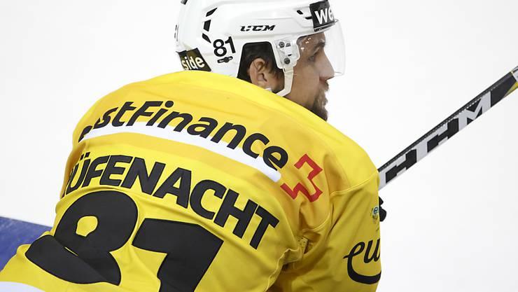 Thomas Ruefenacht, vor einem Jahr ein Berner Playoff-Held, weiss nicht so recht, warum sein SC Bern in der Halbfinalserie gegen die ZSC Lions nicht auf Touren kommt