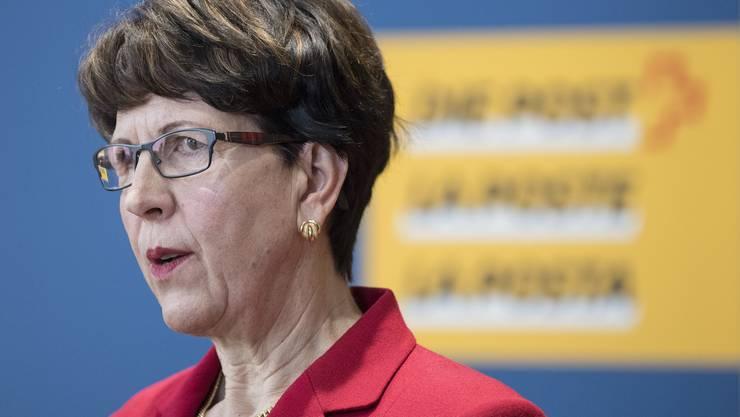 Post-Konzernchefin Susanne Ruoff erklärte in einer Mitteilung, die PostAuto Schweiz AG werde die unrechtmässigen Abgeltungen zurückzahlen.