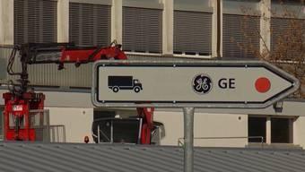 Kahlschlag bei General Electric. Der Standort Oberentfelden wird aufgegeben.