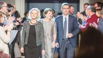 Impressionen von der Verabschiedung von alt Stadtpräsidentin Jolanda Urech
