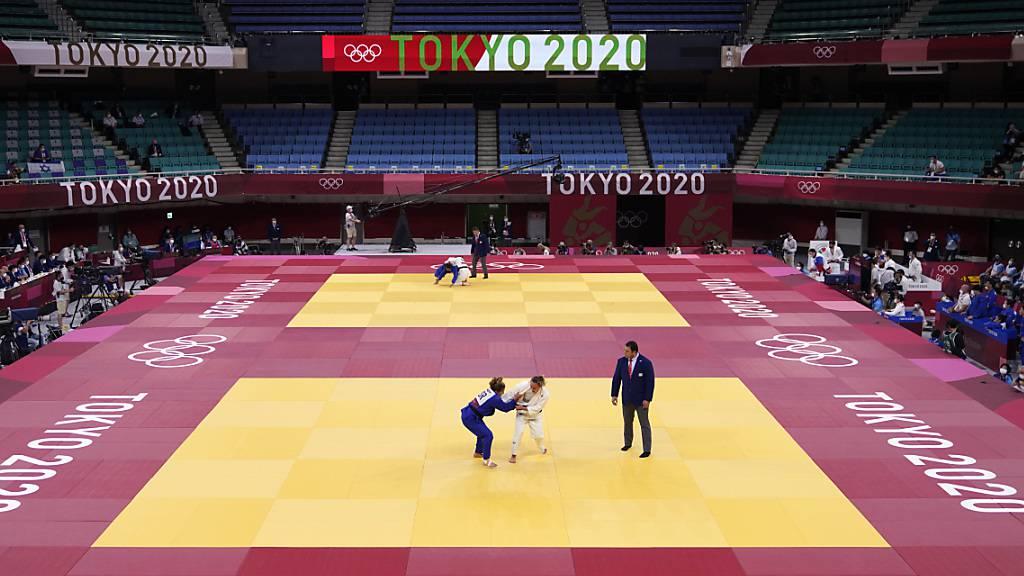 Algerischer Judoka kassiert harte Strafe für seine Kampfverweigerung in Tokio