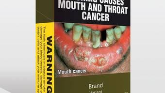 Zigarettenschachteln in Australien dürfen keine Markenlogos mehr tragen