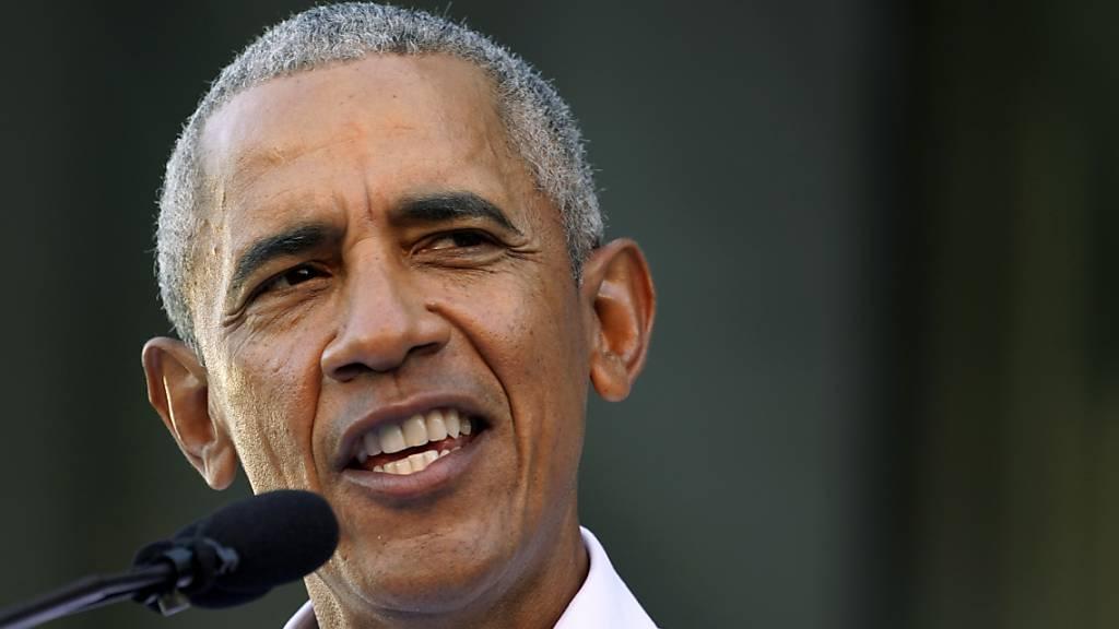 Obama: Amerika und die Welt sind an einem Wendepunkt