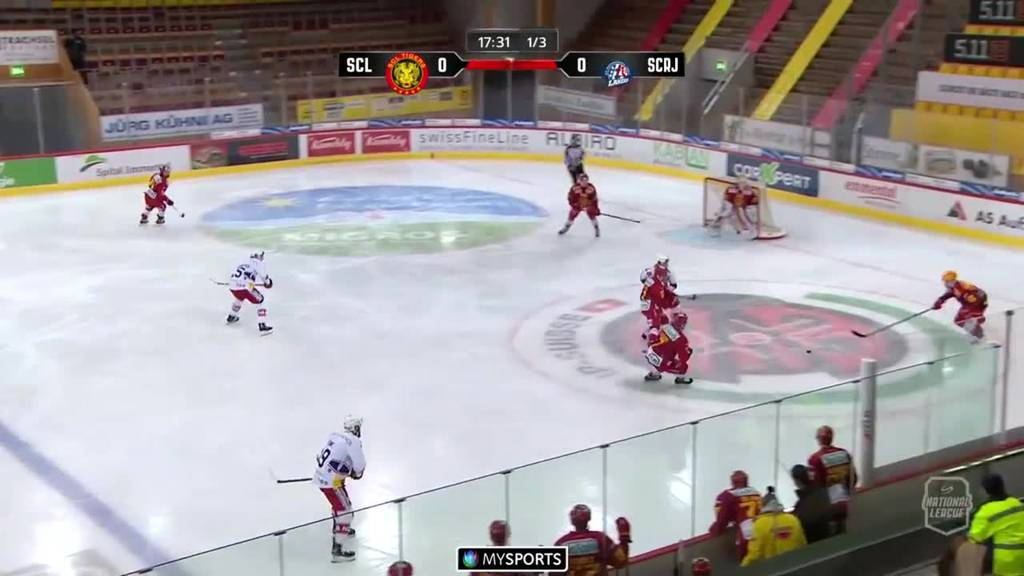 Starkes Powerplay der Lakers - Tigers taumeln