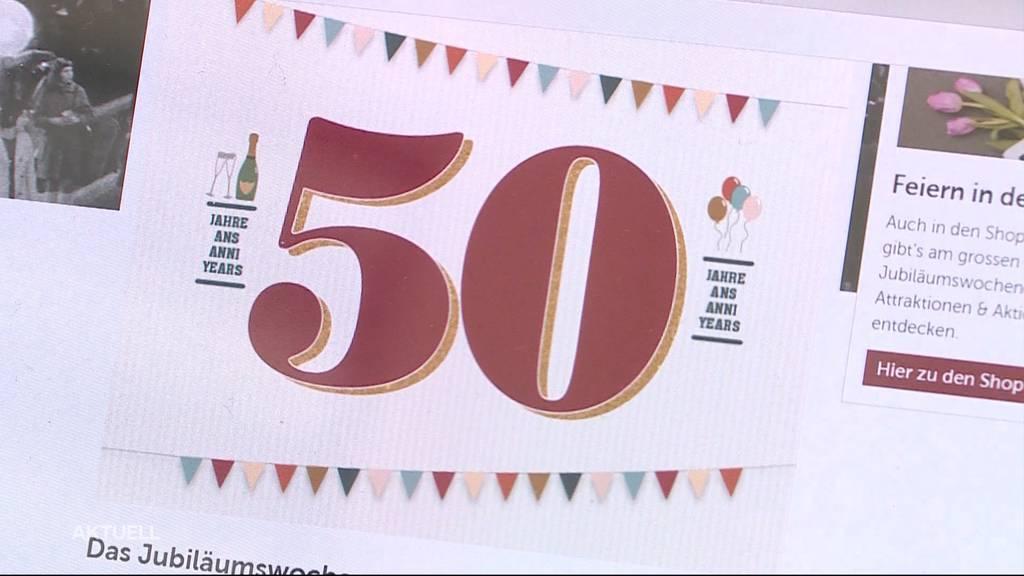 Shoppi Tivoli feiert grosses Jubiläumsfest ohne Bewilligung der Gemeinde