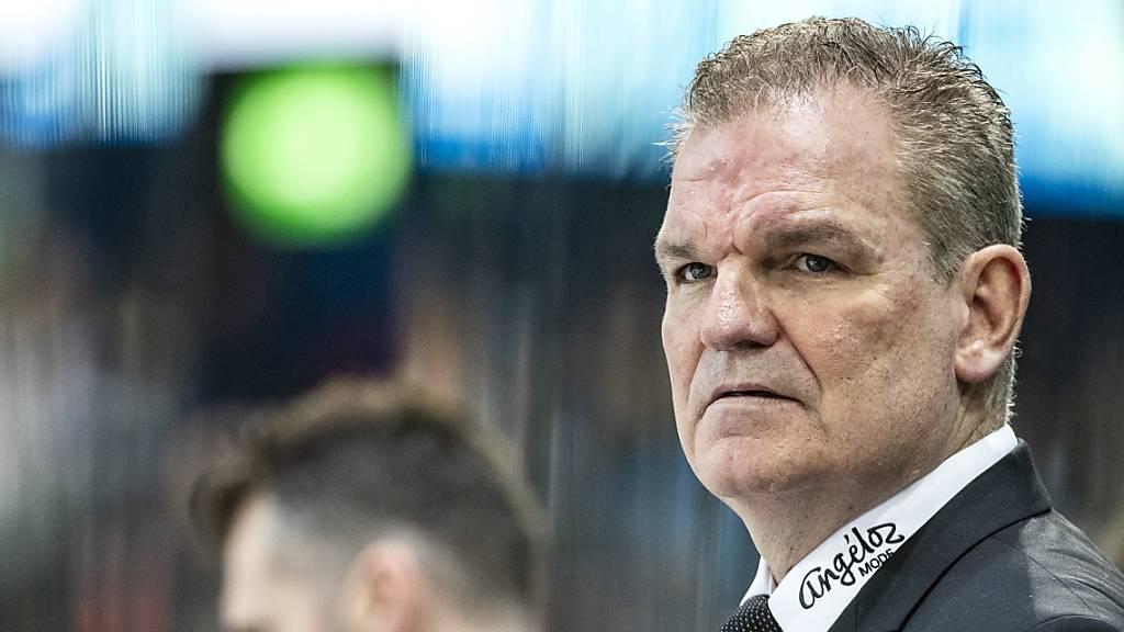 Sean Simpson wird ungarischer Nationaltrainer