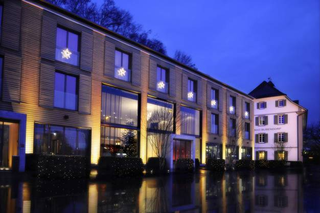 Das Bad Bubendorf Hotel im Baselbiet gehört zur Gruppe Balance Hotels