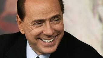 Silvio Berlusconi habe nach der Telefonnummer des Topmodels gefragt, erzählt die Ehefrau des ehemaligen britischen Premiers Gordon Brown (Archiv)