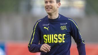 Steht wieder im Aufgebot der Schweizer Nationalmannschaft: Captain Stephan Lichtsteiner