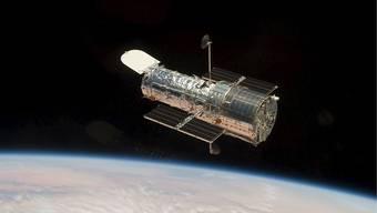 Die Entdeckungen wurden mit dem Weltraumteleskop Hubble gemacht. (Archiv)