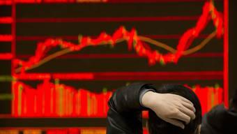 Finanzmärkte Kurseinbruch