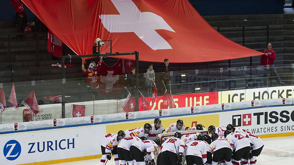 Die Schweizer U18-Auswahl war zuletzt zwei Jahre ohne Ernstkampf