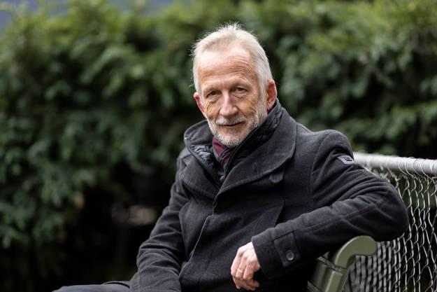 Roland Kunz ist Palliativ-Mediziner. Zusammen mit Heinz Rüegger hat er ein Buch über selbstbestimmtes Sterben geschrieben.
