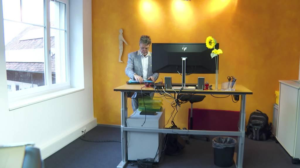 Chefwechsel: Kybun-Gründer Karl Müller tritt zurück