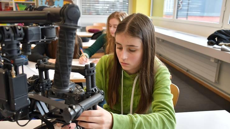 In einem Sommer-Filmprojekt formulieren Teenager Wünsche an Gemeindepolitiker. (Symbolbild)