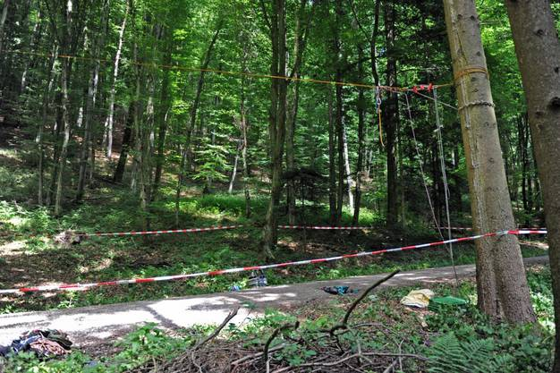 Unfall während Pfingstlager in Oetwil an der Limmat