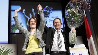 Delegiertenversammlung FDP Schweiz