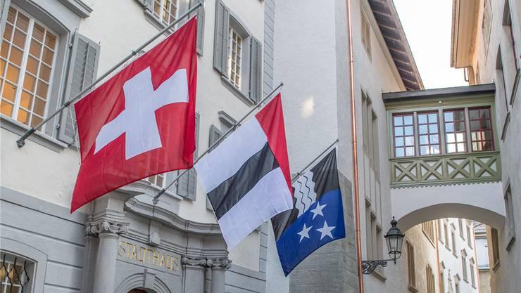 Die Stadt Baden budgetiert für das kommende Jahr ein ausgeglichenes Ergebnis. Archiv/Mathias Marx