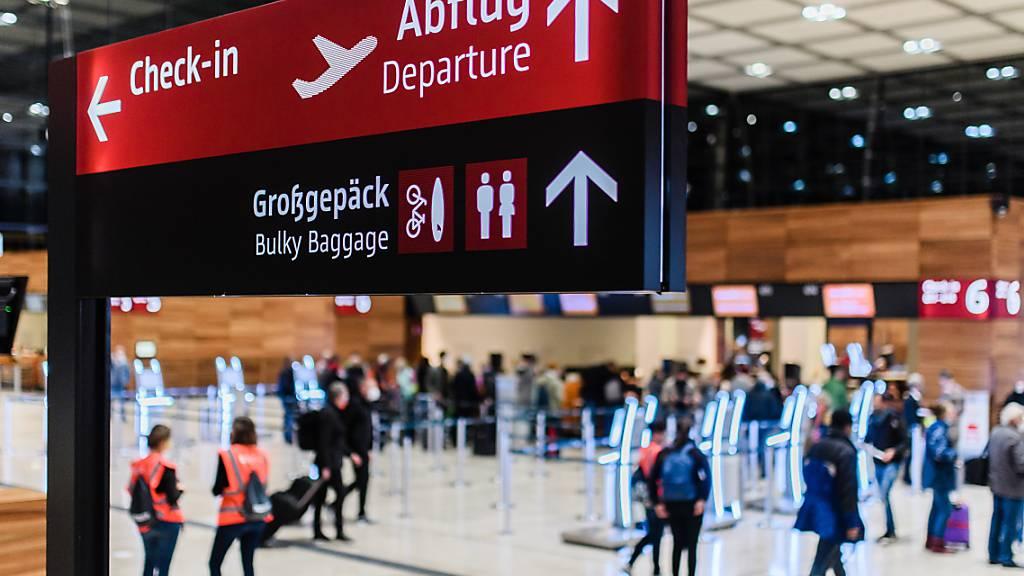 Neuer Berliner Flughafen nun vollständig in Betrieb