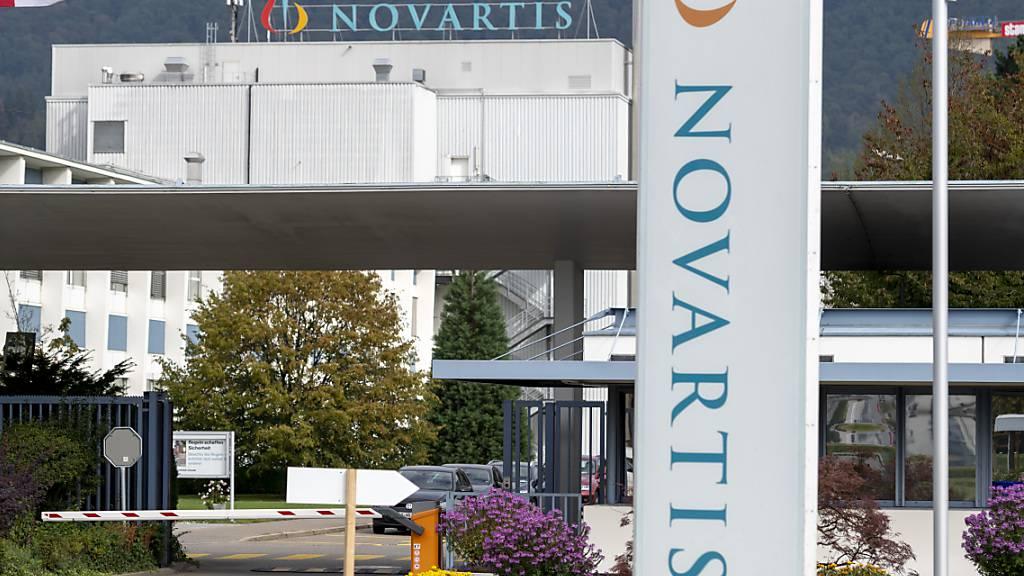 Novartis baut Stein AG zu einem Life-Science-Park aus. (Archiv)