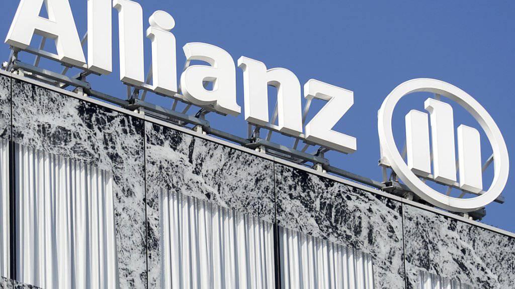Der Versicherer Allianz Suisse hat im vergangenen Jahr etwas weniger verdient.