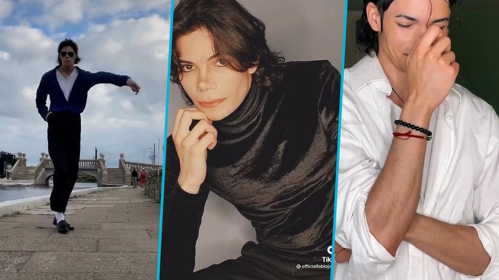 Fast identisch: Dieser Mann sieht aus wie Michael Jackson