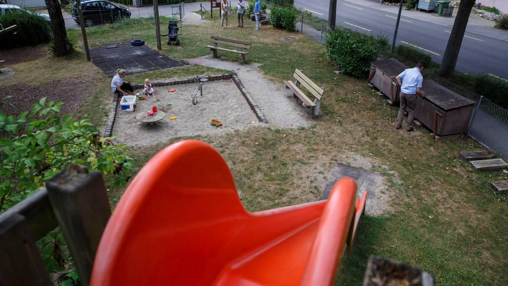 Viele Schweizer Spielplätze sind nicht mehr zeitgemäss