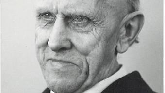 Dr. Wilhelm Kaiser (1895– 1983), Wissenschafter und «Kantigeist».